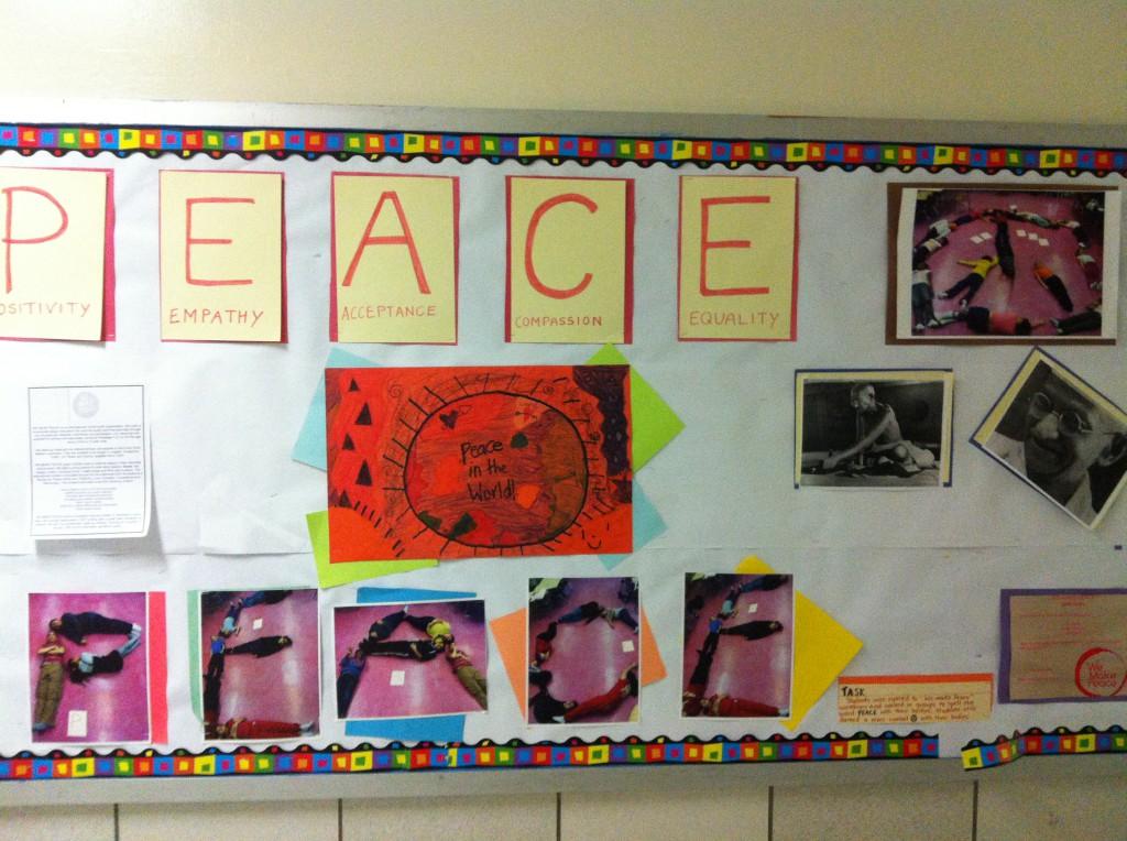 peacehallway